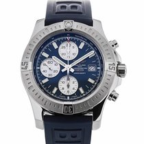 Breitling Colt 44 Automatic Blue Dial