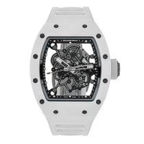 Richard Mille Bubba Watson White Ceramic Watch RM055