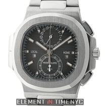 Patek Philippe 5990/1A-001 Steel Nautilus 41mm new United States of America, New York, New York