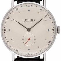 NOMOS Metro 38 Steel 38,50mm Silver