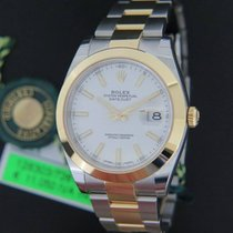 Rolex Datejust 41 Gold/Steel NEW 126303