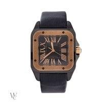 Cartier Santos 100 2878 2013 begagnad
