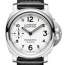 Panerai PAM00563 Luminor Marina 8 Days Acciaio