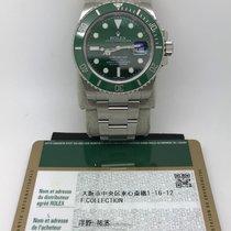 勞力士 (Rolex) 116610LV Green Ceramic Sub Mixed series