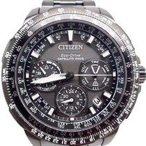 Citizen Titanium 47mm Quartz CC9025-85E new