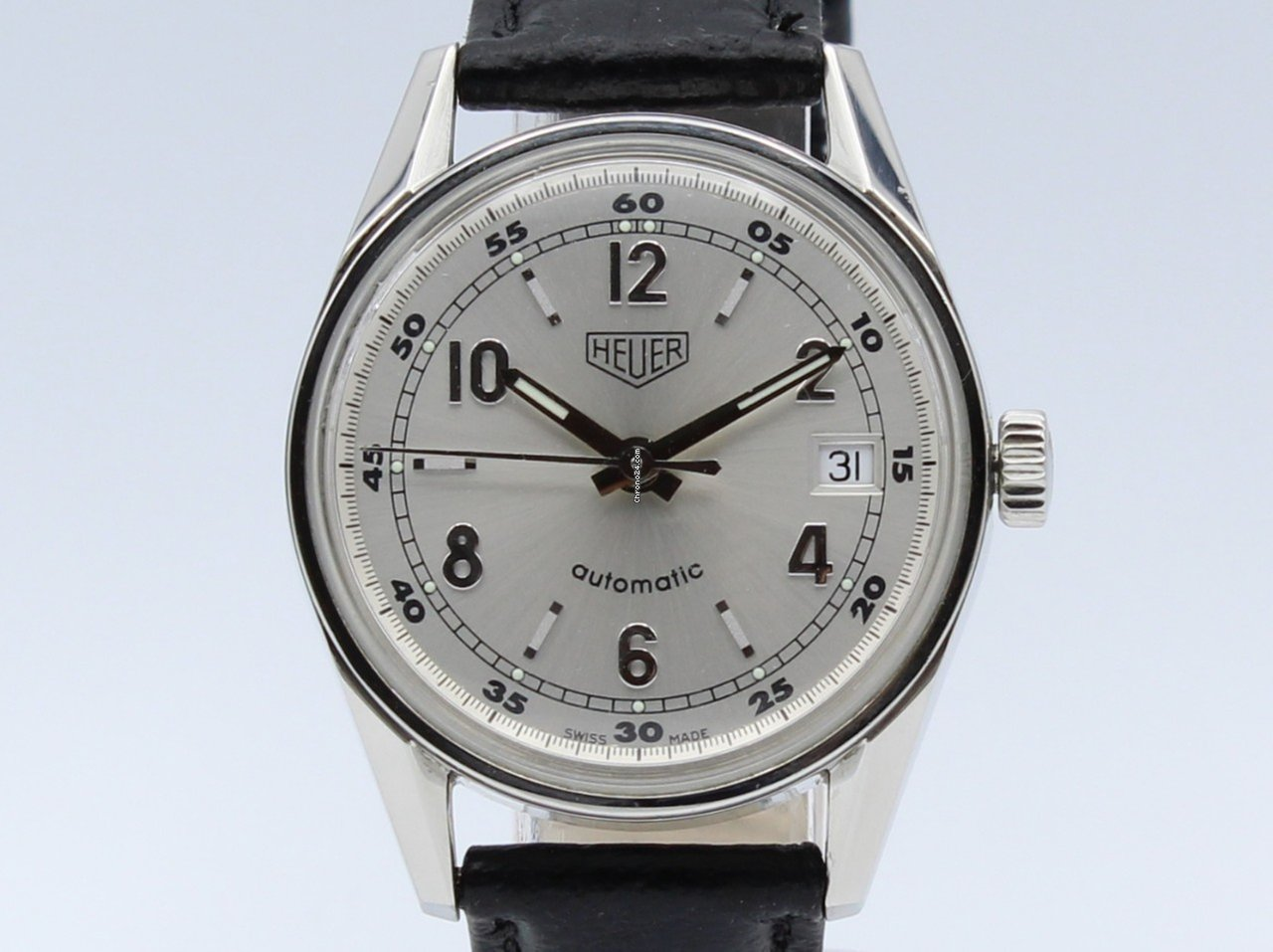 heuer carrera re edition 1964 automatic steel ws2112 for 1 896 for sale from a trusted seller