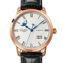 Glashütte Original Senator Panorama Date Moon Phase 1-00-04-32-15-04 2020 new