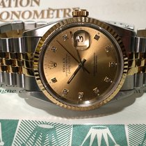 Rolex Datejust 16233 like New factory  Diamonds Dial