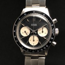 Rolex Daytona 6264 with Punched Paper -Super Rare-