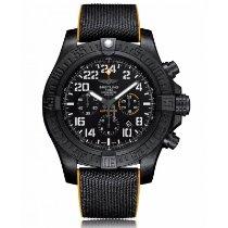 Breitling Automatic Black 50mm new Avenger Hurricane