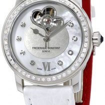 Frederique Constant FACTORY B/NEW Ladies Automatic World Heart...