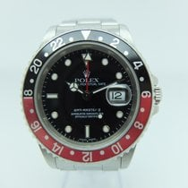 Rolex GMT-Master II Coke Never polished P-Series 2000