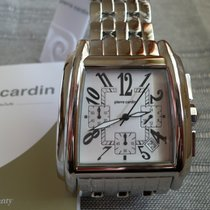 Pierre Cardin Chronograph 40mm Quartz 2018 new White