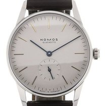 NOMOS 309 Steel Orion 35mm new