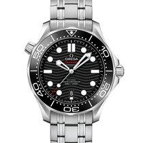 Omega Seamaster Diver 300 M Acero Negro