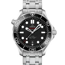 Omega Seamaster Diver 300 M Steel Black United States of America, Florida, Boca Raton