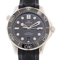 欧米茄  42mm 自动上弦 全新 Seamaster Diver 300 M 黑色