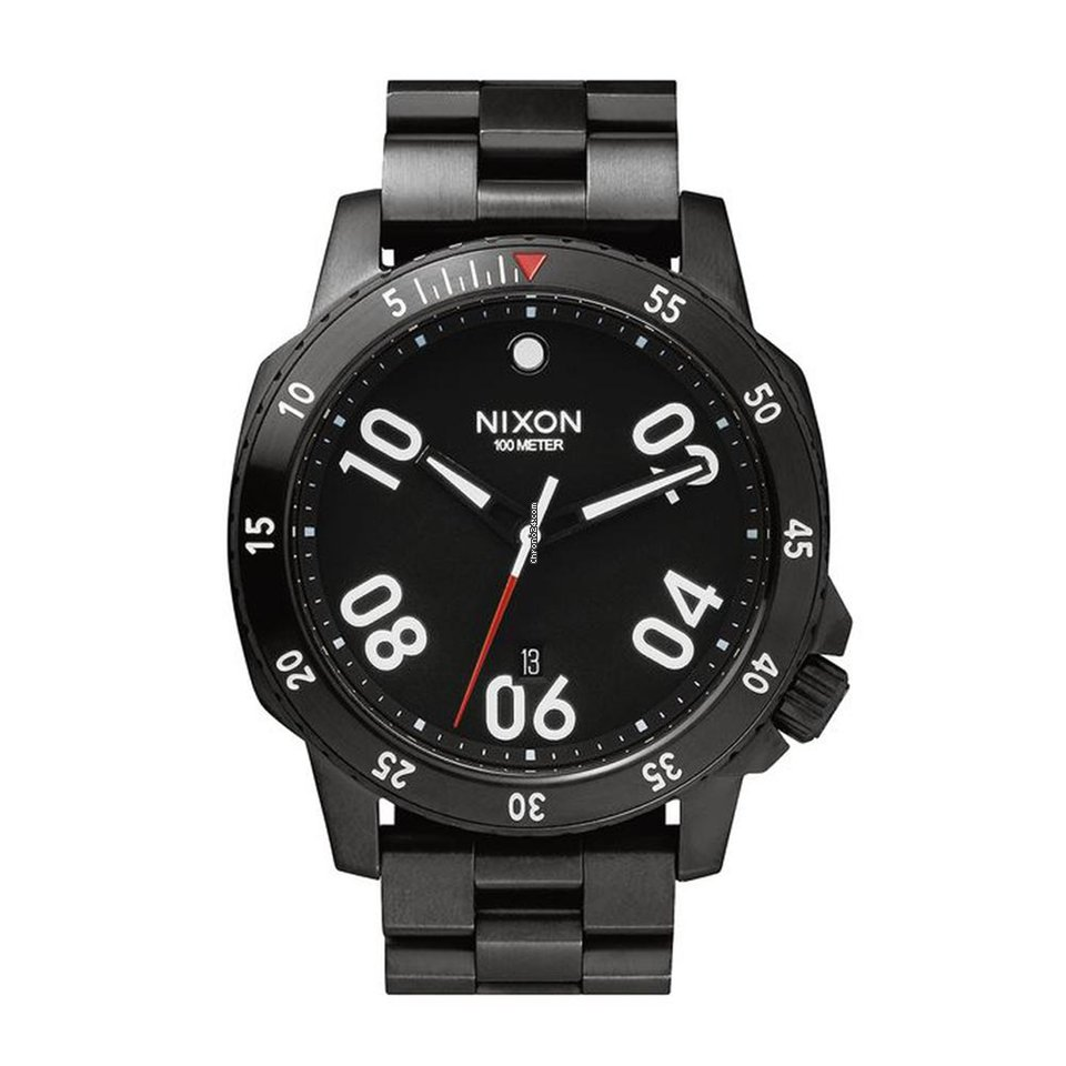 ea586ad4554 Comprar relógios Nixon Aço