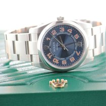 Rolex Steel 34mm Automatic 114200 Domino's new