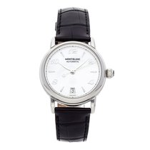 Montblanc Steel 36mm Automatic 107118 pre-owned United States of America, Pennsylvania, Bala Cynwyd