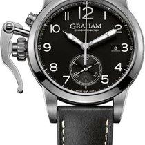 Graham Chronofighter 1695 neu 43mm