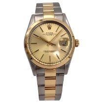 Rolex Oyster Perpetual Date 1500 1983 usato