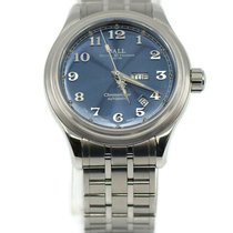 Ball Trainmaster Cleveland Express Acero 41mm Azul