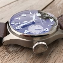 IWC Big Pilot new 2012 Automatic Watch with original box and original papers IW500420