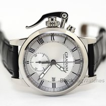 Graham Chronofighter 1695 2CXAY.S05A New Silver 42mm Automatic United States of America, Florida, Aventura