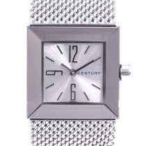Century Steel 22mm Quartz pre-owned