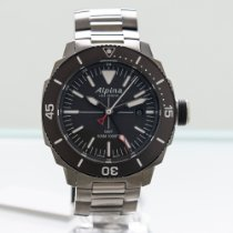 Alpina Ocel 44mm Quartz AL-247LGG4TV6B nové