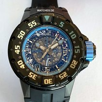 Richard Mille RM 028 Titanium 50mm Transparent