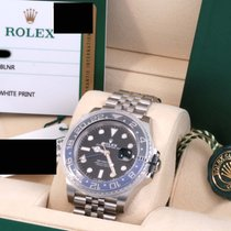 Rolex GMT-Master II Steel 40mm Black No numerals United States of America, California, Beverly Hills