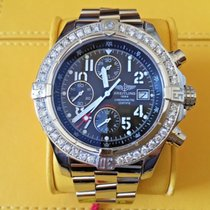 Breitling Avenger Skyland Steel 45mm Black Arabic numerals United States of America, New Jersey, Edgewater