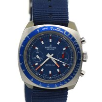 Breitling Plastic Automatic Blue 40mm pre-owned