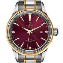 Tudor Style 12103-0015 New Steel 28mm Automatic