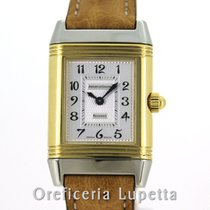 Jaeger-LeCoultre Reverso Duetto Gold/Steel 20mm