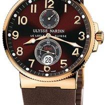 Ulysse Nardin Marine Chronometer 41mm 266-66-3/625 używany