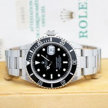 Rolex Submariner Date 16610 1994 pre-owned