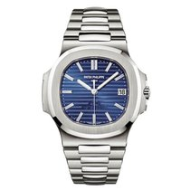 Patek Philippe Nautilus Platinum 40mm Blue United Kingdom, Newry