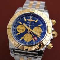 Breitling Gold/Steel 44mm Automatic CB042012/C858 TT new United States of America, New York, New York