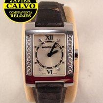 Montblanc Reloj de dama Profile usados 23mm