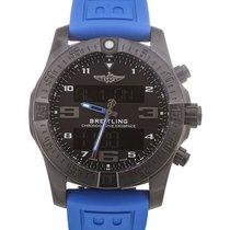 Breitling Exospace B55 46 Chronograph Blue Strap