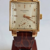 Patek Philippe Vintage Красное золото 25mm