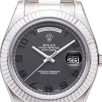 Rolex Day-Date 40 black dial Unworn 22000e export price