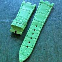 Audemars Piguet 21/16 Lady Green Cocodrile Strap