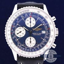 Breitling Old Navitimer II With Sharkskin Band