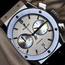 Hublot Classic Fusion Chronograph Titane 45mm Argent Sans chiffres France, Thonon les bains
