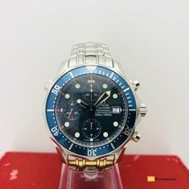 Omega Seamaster Chronograph, Box & Documens