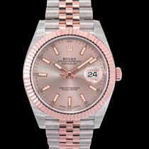 Rolex Datejust II new Rose gold